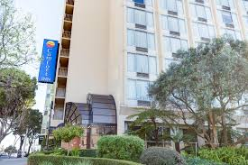 Closest Comfort Inn Comfort Inn By The Bay San Francisco Ca Booking Com