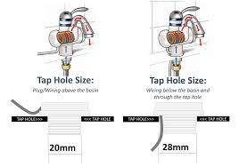 redring tap1 instant electric water tap amazon co uk diy u0026 tools