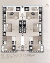 Hotel Room Floor Plan Design Typical W Hotel Guestroom Plans Google Search Plans
