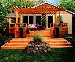 Pergola Deck Designs by 103 Best Back Deck Images On Pinterest Outdoor Ideas Patio