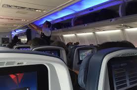 Delta Economy Comfort Review Flight Review Delta 757 200 In Economy U2014 Jfk Lax