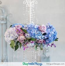 Wedding Chandelier Centerpieces Floral Candle Chandeliers And Suspended Centerpieces Made Easy