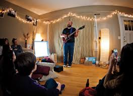 david bazan living room tour no place like home s seattle met