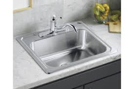 Sterling Plumbing Middleton Singlebasin Kitchen Sink Product - Single bowl kitchen sinks