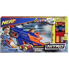 nerf remote control tank nerf nitro longshot smash set big w