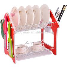 Popular Kitchen Sink Dish Rack Two Layer Plate Rack Buy Sink - Kitchen sink dish rack