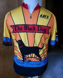 mens cycling windbreaker louis garneau the black dog mens bike cycling jersey xl orange red