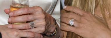 Jennifer Aniston Wedding Ring by Engagement Ring Face Off Angelina Jolie Vs Jennifer Aniston Who