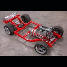 corvette chassis c7 suspension for your 1953 1982 corvette chassis packages