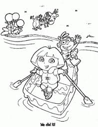 dora explorer coloring sheets boots bratz u0027 blog