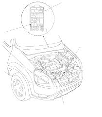 starting system component location index honda cr v 2002 2003