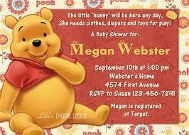 colors free printable winnie pooh birthday party invitations