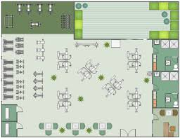 Build A Salon Floor Plan How To Draw A Floor Plan For Spa In Conceptdraw Pro Gym And Spa