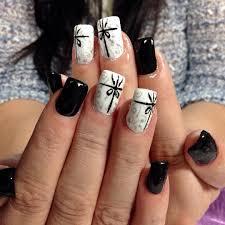 34 black nail art designs ideas design trends premium psd