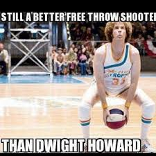Dwight Howard Memes - haha dwight howard is actually still a better free throw shooter