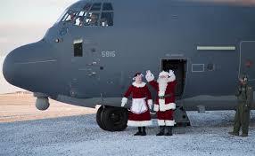 alaska national guard brings gifts to eskimo air