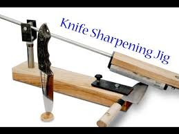 where can i get my kitchen knives sharpened building knife sharpening jig