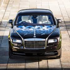 rolls royce wraith umbrella rolls royce celebrates 4 british music icons with bespoke wraiths