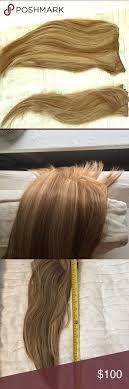 headkandy extensions milk and blush hair extensions 2 sets in one hair extensions