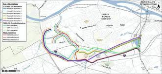 septa map septa king of prussia rail project taking shape philadelphia