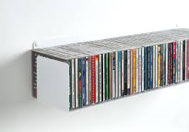 paper rack storage 354 cd capacity wall shelf u2013 mccauleyphoto co