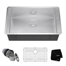 Lowes Kitchen Sinks Undermount Kitchen Extraordinary Undermount Equal Bowl Stainless
