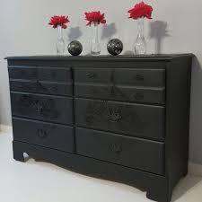 themed dresser black on l black themed dresser general finishes design center
