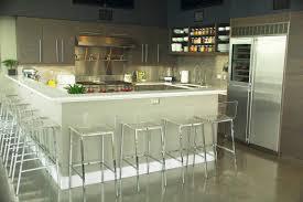 Kitchen With Bar Design Interior Design Gorgeous Design For Modern Kitchen With White
