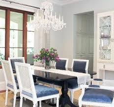 White Dining Chairs Eye Catching Blue And White Dining Chairs Room Magnificent Table