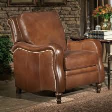 leather high leg recliner u2013 mullinixcornmaze com