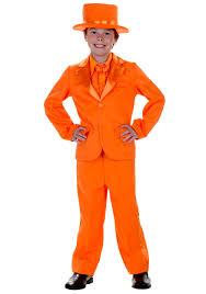 prison jumpsuit costume orange child tuxedo
