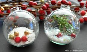 easy custom glass ornaments my frugal adventures
