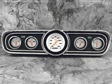 1965 mustang instrument cluster 1966 mustang instrument cluster ebay