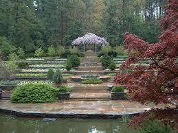 Botanical Gardens In Nc by Sarah P Duke Gardens