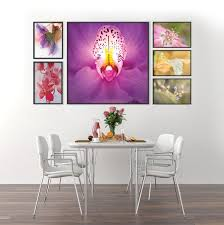 interior design tips for hanging art and decor at home or in the