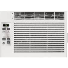 slider window air conditioner general electric 5 000 btu window air conditioner with remote