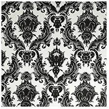 tempaper wallpaper tempaper designs da 005 damsel self adhesive temporary wallpaper