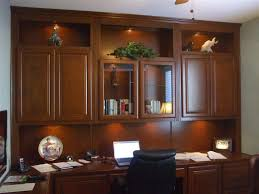 Office Cabinet With Doors Custom Home Office Cabinets Cabinet Wholesalers