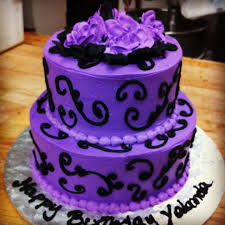 cakes for halloween black and purple birthday cake el manjar peruano by marissa u0027s