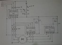 single phase wiring diagram components fine induction motor