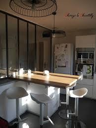 et cuisine home cuisine et tabouret ikea verrière posée par paradis en fer 69