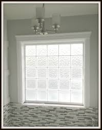 square frozen glass window with bars and white frame placed on the
