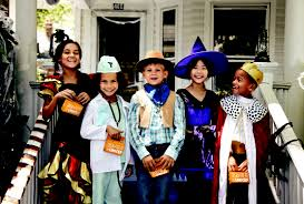 encourage kids to give back this halloween houston style