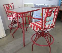 coca cola table and chairs coca cola outdoor furniture incredible patio set glass top table w 2