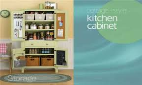 Kitchen Cabinets Cottage Style Cottage Style Kitchen Storage