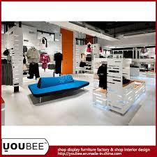 Garment Shop Interior Design Ideas Ladies Clothes Shop Interior Decoration Guangzhou Fumye Display