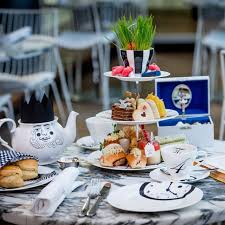 mad hatter u0027s tea at sanderson london opentable