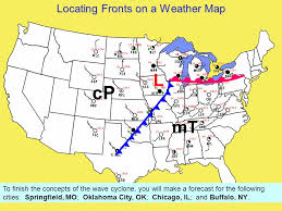 weather map ny the weather makers of the mid latitudes ppt