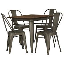 City Furniture Dining Room Sets City Furniture Huntley Dark Tone Square Table