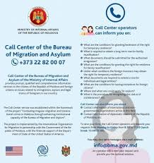 bureau call center bureau for migration and asylum call centre leaflet mission to the